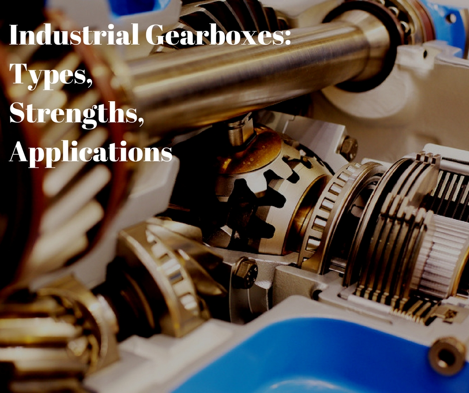 Industrial-Gearboxes